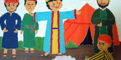 บทเรียน : โยเซฟชายช่างฝัน
