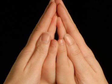 สื่อช่วยสอนเด็กในการอธิษฐาน