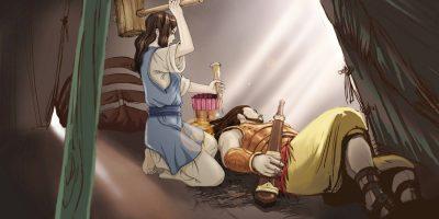 บทเรียน : เดโบราห์และบาราค