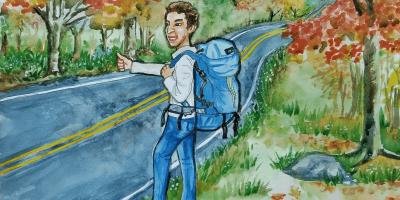 บทเรียน : การเดินทาง ที่ตีมูลค่าไม่ได้