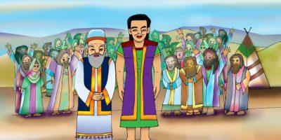 บทเรียน : ซามูเอลแต่งตั้งซาอูล
